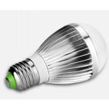 3-12W E27 5730 SMD LED ball light bulb