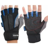 30cm Lengthened Bracers half-finger gloves
