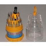 31-in-one screwdriver set / phone and hard disk repair tools