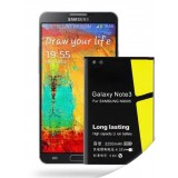 3200mAh Lithium Battery for Samsung Galaxy Note 3
