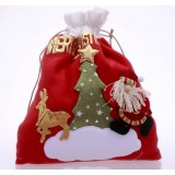 32 * 26cm Christmas gifts pouch