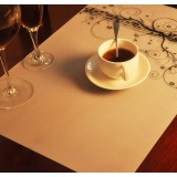 32 * 47cm waterproof silicone placemats