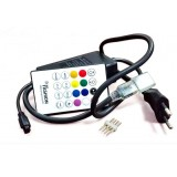 3528/5050 SMD LED 220V Colorful Remote Controller