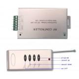 3528/5050 SMD LED Strip Lights RGB Remote Controller