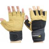 36cm Lengthened Bracers half-finger gloves