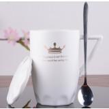 380ml European style minimalist ceramic mug