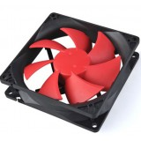 3/4 Pin Power Supply Interface 9-12cm Power Fan