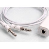 3.5mm 2 in 1 PC headset adapter cable