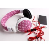 3.5mm Mobile phone Wire Control headset with MIC