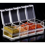 3 ~ 4 cells kitchen seasoning box