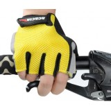 3D pads half finger cycling gloves