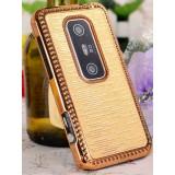 3D Rhinestone Case for HTC G17 / EVO 3D / X515