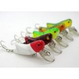 3g 5cm ABS bionic crickets fishing lure