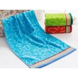 3pcs pastoral style cotton towels