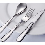 3pcs stainless steel knife and fork set