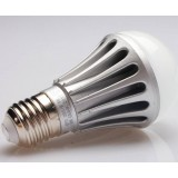 3W-8W E27 LED ball light bulb
