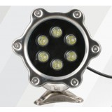 3W- 9W 12V stainless steel underwater LED spotlights