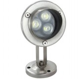 3W 12V underwater fountain LED spotlights