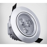 3W 3pcs LED Spotlight