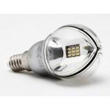 3W E14 3014 SMD LED ball light bulb