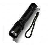 3W Rechargeable LED Flashlight 18650