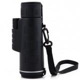 40 * 60 Black waterproof green film monoculars