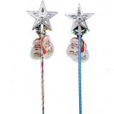 40cm Santa Claus lucky stick