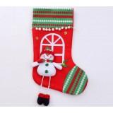 43cm Red Christmas stocking