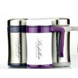 450ml classic stainless steel mug