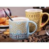 450ml Personalized painting ceramic mug