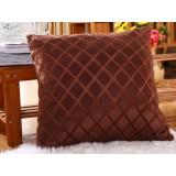 45cm Case grain flannel pillow