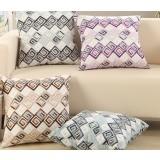 45cm case grain flannel pillow cover