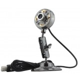 497M Usb 12MP HD Webcam PC Camera with Microphone