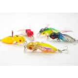 4.8cm ABS bionic insects fishing lure
