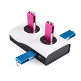 4 port usb3.0 hub with switch / usb 3.0 splitter