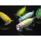 4cm 4.5g insects fishing lure