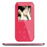 4g mp3 player with screen