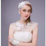 4pcs Crystal Bridal Accessories Kit
