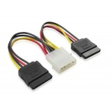 4pin to sata15pin power adapter cable