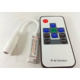 5-24V LED Strip Lights Remote RGB Controller