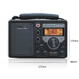 BCL-3000 FM / MW / SW 5-band full band radio