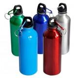 500ml aluminum sports bottle