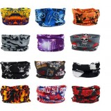 50 * 25cm Dustproof riding headscarf