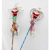 50cm Santa Claus lucky stick