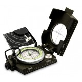 50mm waterproof multifunction metal compass
