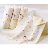 52 * 28cm cartoon style small towel
