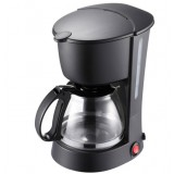 550W 600ml black automatic coffee machine