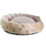55 ~ 80cm flannel removable and washable pet bed
