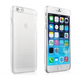 5.5 inches ultrathin transparent case for iphone 6 plus