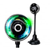 5MP HD webcam with microphone